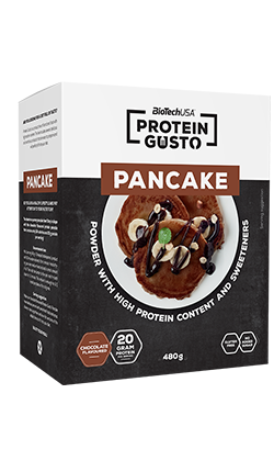 Protein Gusto - Chocolate Pancake